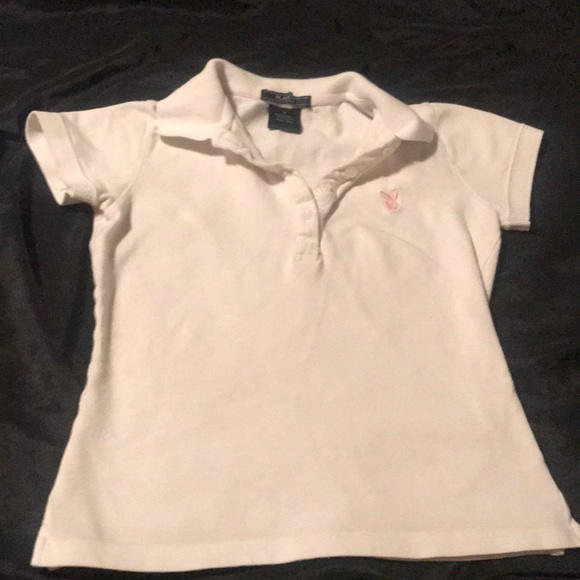 PLAYBOY Tops - Women's Playboy baby doll polo shirt size small